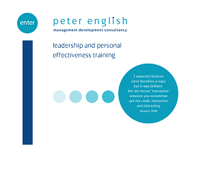 Peter English Management Consultancy