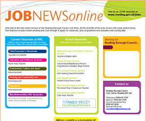 Reading Jobnews